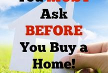 Buying Your Home / Make sure you know these tips when buying the home of your dreams!