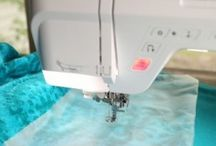 Machine Embroidery projects & fun