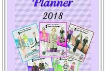 Sewing and Design Challenge Planner
