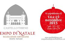Tempo di Natale 2015 / ....waiting for the next edition the 14th and 15th of November2015