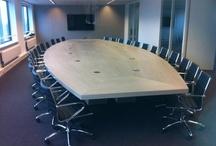 Pensioenfonds Utrecht / Opdracht conferentietafel