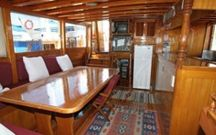 Blue Cruise Cabin Charter