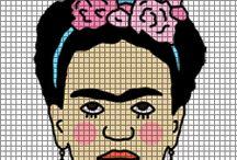 Frida stitch