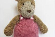 Handmade knit gifts / Knitting & Sewing
