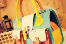 Leather Handbag Lady Tote Shoulder Bags