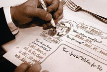 Guest Book Ideas / Creative tips and ideas for wedding guest book alternatives.