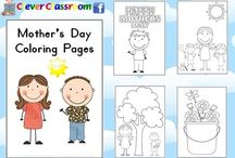 Mother's Day / by Faye Shewfelt - Little Miss Preschool