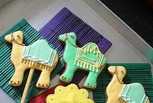 Cookies on Sticks / by Carol Saiki