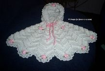 Ponchos for babies