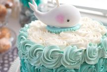 ❥ Whale Party / Whale themed party ideas