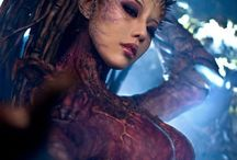 Cosplay Kerrigan