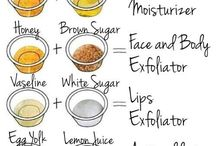 skin and hair care diy
