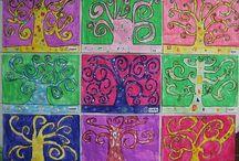 middle school projects / by Debra Bretton Robinson