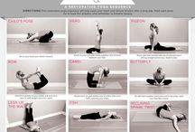 Yogitty Yoga / Yoga / by Bailey Cuzner