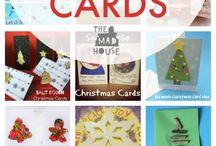 christmas cards kid