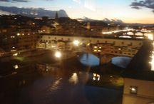 Ponte Vecchio / Ponte Vecchio, Florencia