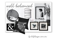 moodboards / moodboards featuring the cushions found on www.kbfdesign.com.au