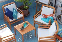 Nardi_Aria_armchair / Funny, summery and glamorous_Design Raffaello Galiotto