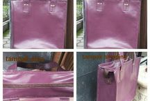 womens Leather bags / Bags
