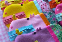 Bag Patterns/Sew & Go / by Barbara Doyle