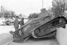 Vichy armor