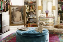 Boudoirs and Closets / Boudoirs and Closets   Interior Design / by harlow monroe boutique