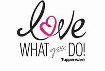 Tupperware Love!