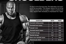 shoulders workout