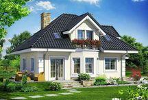projekty rodinných domov