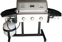 Party King Grills / For the ultimate tailgating experience it is important to bring along the right grill. Party King has just what you are looking for and is hailed as being the Home of the Swing N Smoke. At Party King they know what it takes to get your grill to the stadium and just what a hassle it can be. This is why they have designed a way to take your grill with you, without taking up all the space in your vehicle.