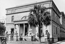 Historic Savannah / Photos from early Savannah