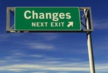 Change / by Carmella Clay-Smith