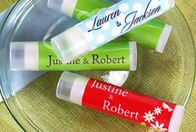 Wedding Favors / Bomboniere / Small gifts for guests. Thank You's