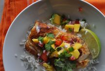 Seafood Lovin' / Seafood! Gluten-free or to make with gluten-free ingredients