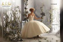 Voyage Fall 2014 / Voyage Collection Fall 2014 ¡Agenda una cita con nosotros! www.morilee-bridal.com