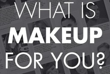 What is MAKE UP for you?