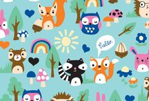 CREA: patterns / patroon / stoffen