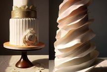 Cakes/Wedding cakes / by Lauren Wallace