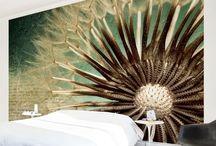 Vliestapeten | Wallpaper Non-Woven / Mit unseren Tapeten aus #Vlies könnte Ihr schöne Wohn(t)räume zaubern. Sie werden mit einem Kleister geliefert und sind sind in verschiedenen Formaten erhältlich. Die Wirkung ist unvergleichlich, im Nu hast du ein neues Zuhause! #Fototapete #mal #anders #Wanddeko #Tapete #Vintage #Muster #Strand
