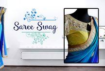 sensuous #'desi girl' dons a saree with elan and grace