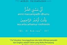 Doa Nabi Nabi / Prophet's Duaa