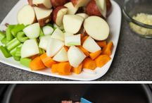 pressure cooker good!! / by Melissa Whitehurst
