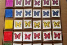Tavasz - Pillangók