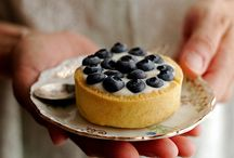 Creative tarts and pies! / Tasty Pies and Glorious Tarts.....