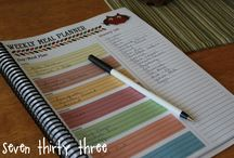 Meal Planning / by Ashley Schuman