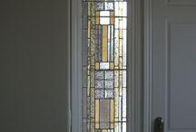 Stain glass window ideas