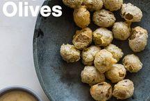 olives / by Jeannine Hrovat