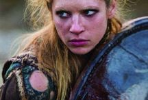 Shield Maiden / Magnificient female warriors who never know fear...