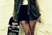 surf & skate girls
