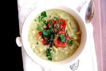 Főzelék - Hungarian vegetable dishes